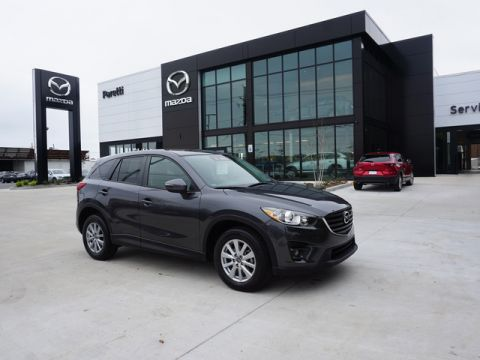 Certified Pre-Owned 2016 Mazda CX-5 Touring FWD