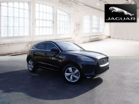 Pre-Owned 2018 Jaguar E-PACE R-Dynamic SE AWD