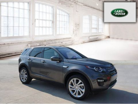2017 Land Rover Discovery HSE 4WD Sport