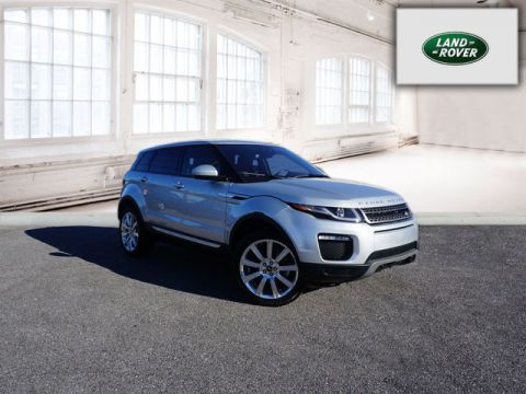 Pre-Owned 2019 Land Rover Range Rover Evoque HSE