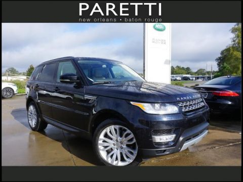 Pre-Owned 2014 Land Rover Range Rover Sport Supercharged 4WD