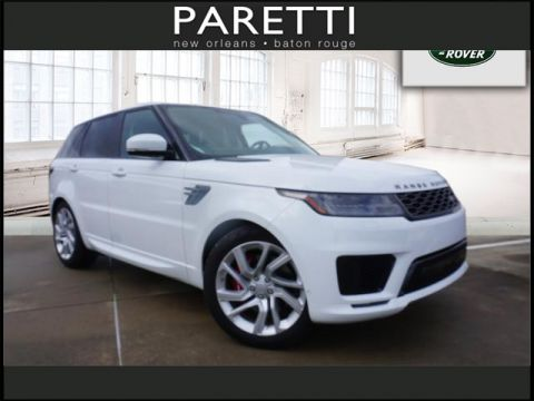 Pre-Owned 2019 Land Rover Range Rover Sport Dynamic