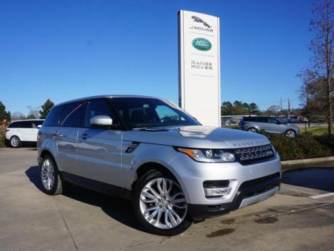 2015 Land Rover Range Rover Sport HSE 4WD