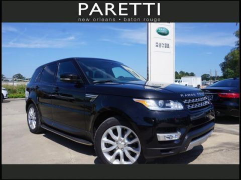 2014 Land Rover Range Rover Sport Sport HSE 4WD